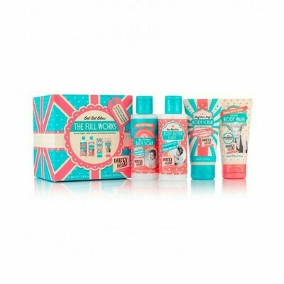 DIRTY WORKS Get Set Glow The Full Works (Mini Luxuries Cube)