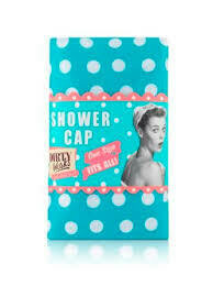 DIRTY WORKS High and Dry Shower Cap