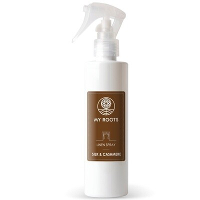 MY ROOTS LINEN SPRAY  SILK AND CASMHERE 200ml