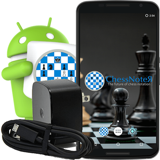 ChessNoteR Marshmallow Bundle