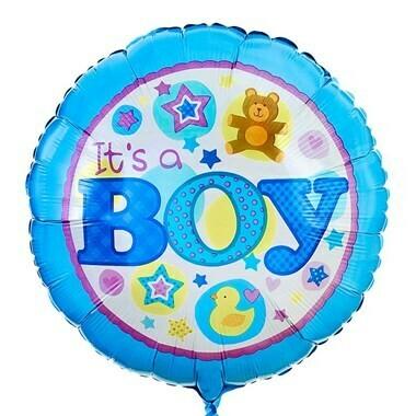 Baby Boy Balloon