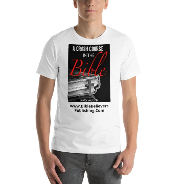 A Crash Course in the Bible    T-shirt