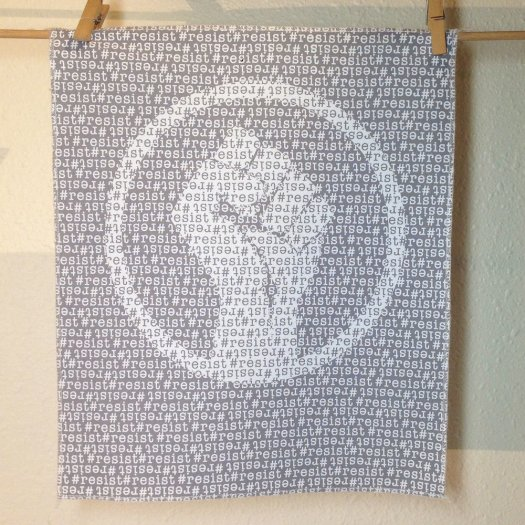 #resist fabric panel
