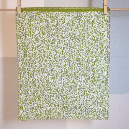 Scribbles Fabric Panel