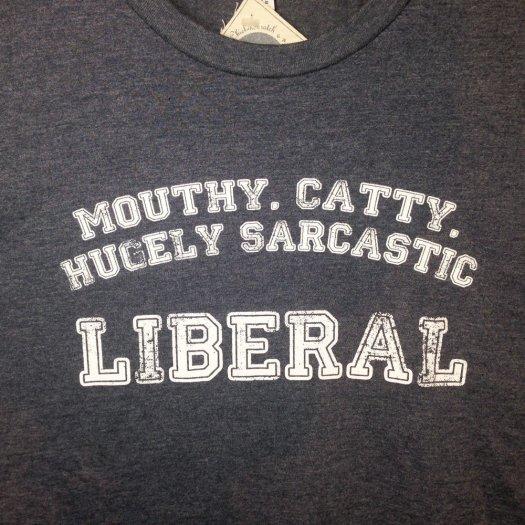 Sarcastic Liberal