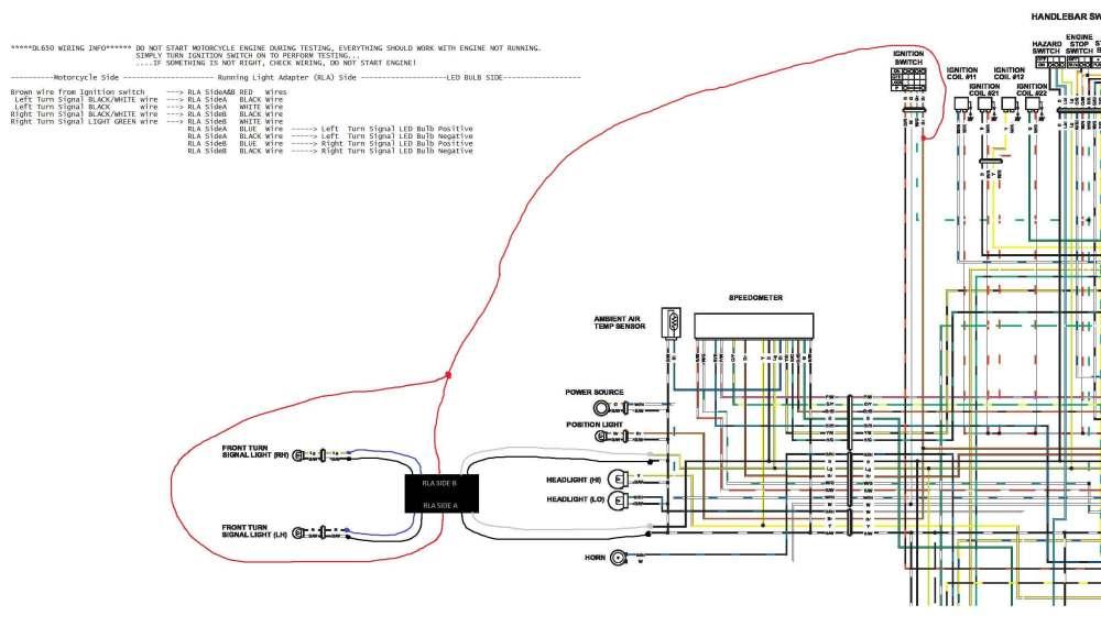 medium resolution of running light wiring diagram
