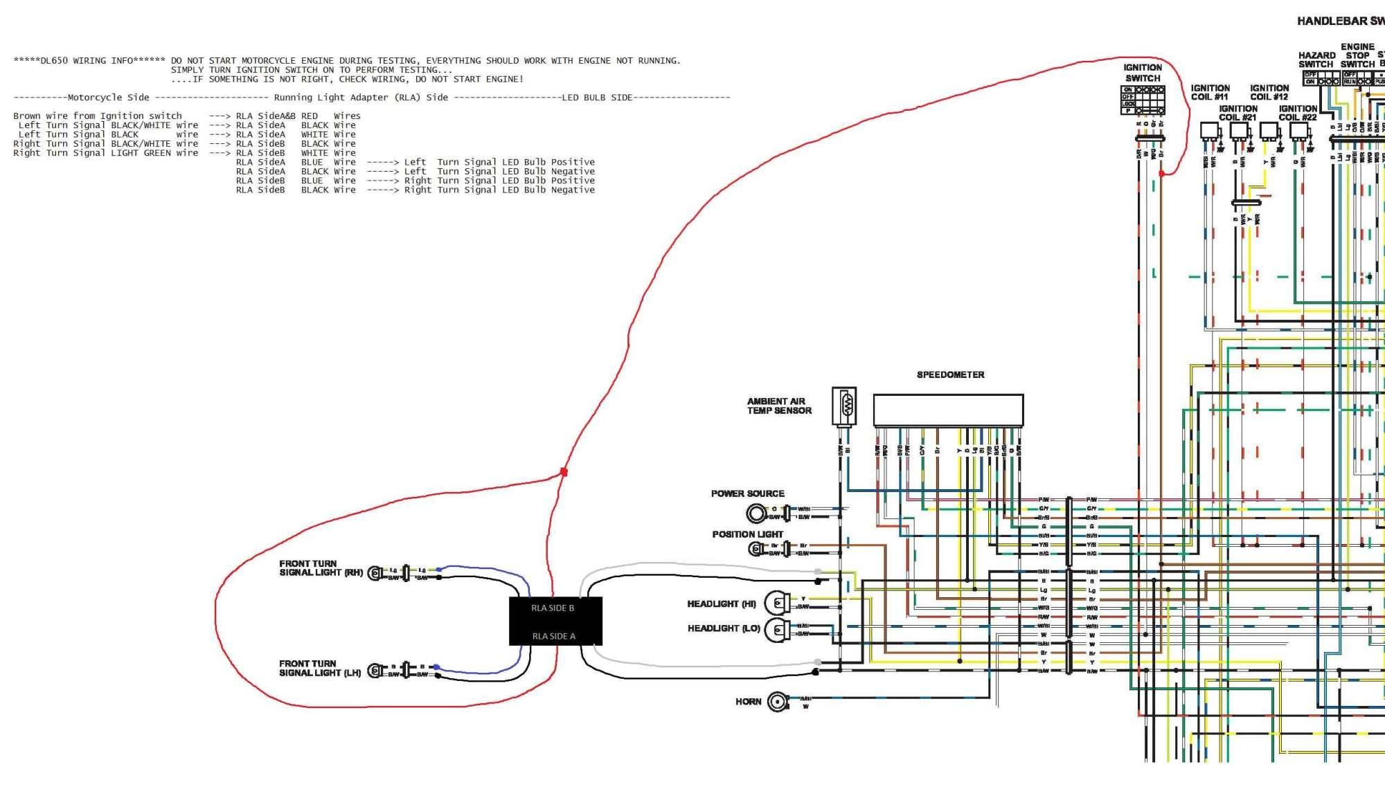 hight resolution of running light wiring diagram