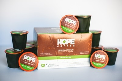 Boxes of 12/24/48/96 of Single Serve Cups starting at