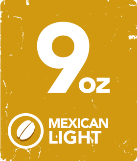 Mexican Light - 9 oz. Packets or Cases starting at: 9OZLIGHTCB