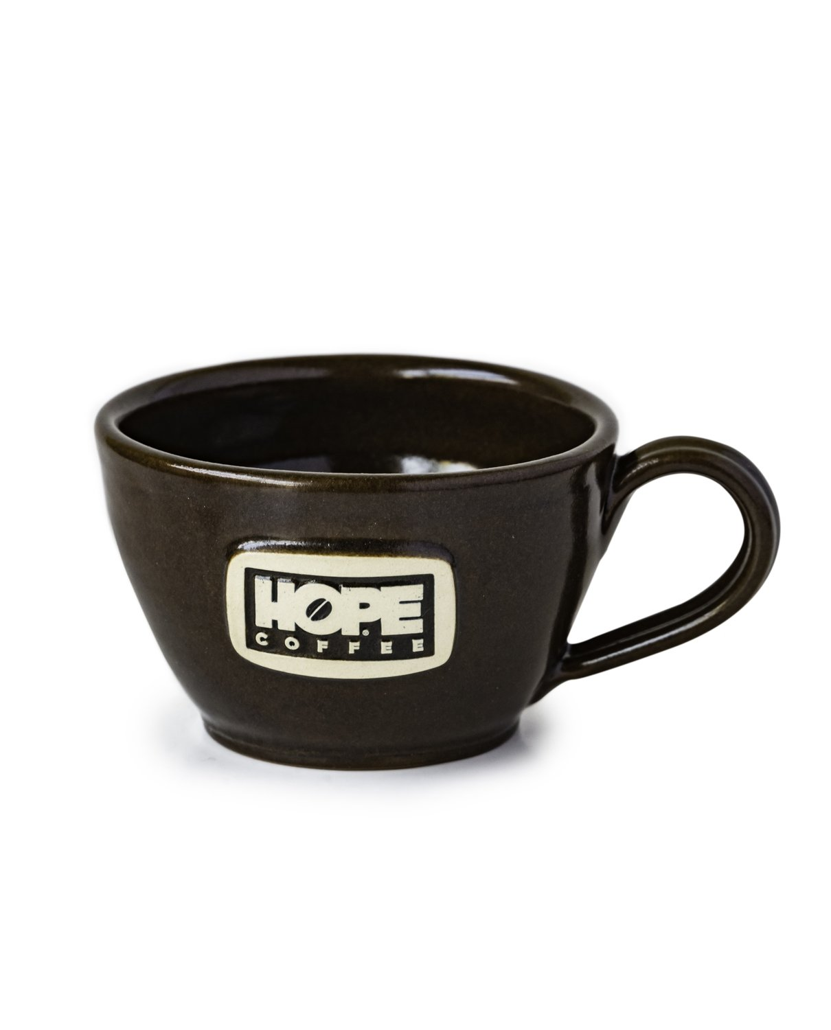 HOPE Coffee 5 oz Handcrafted Stoneware Double Shot Espresso Cup