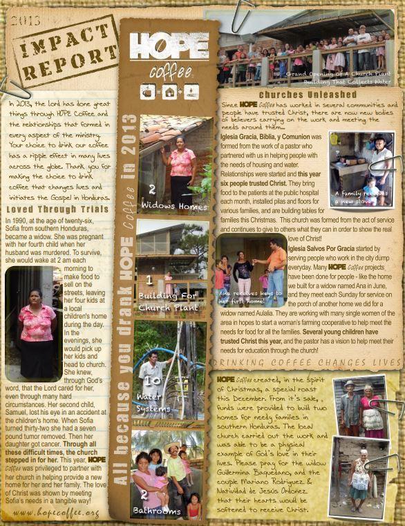 2013 Impact Report