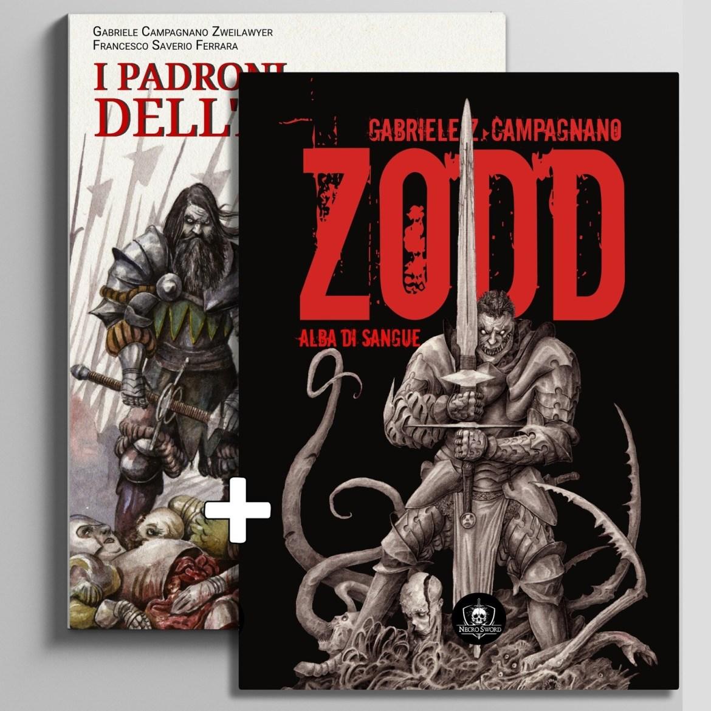 Z-BOX: Zodd + I Padroni dell'Acciaio