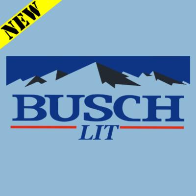 T-Shirt - Busch Lit (Retro)