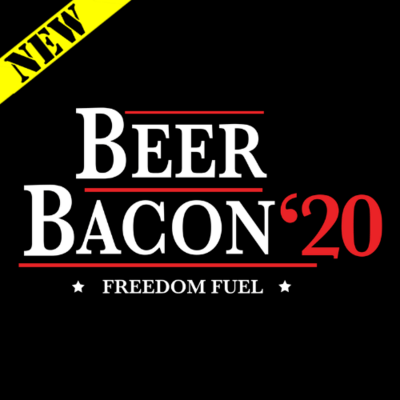 T-Shirt - Beer Bacon 2020