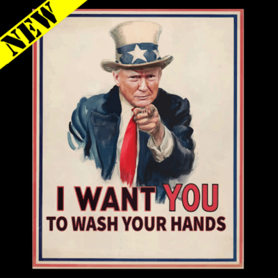 T-Shirt - Trump Wants You