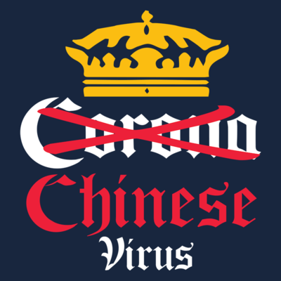 T-Shirt - Chinese Virus