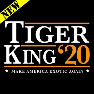 T-Shirt - Tiger King 2020
