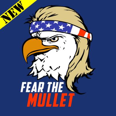Tank Top - Eagle Mullet