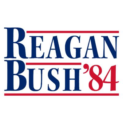 Tank Top - Reagan Bush '84