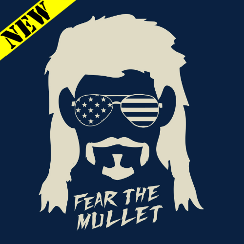 Tank Top - Cloyd Rivers: Fear the Mullet