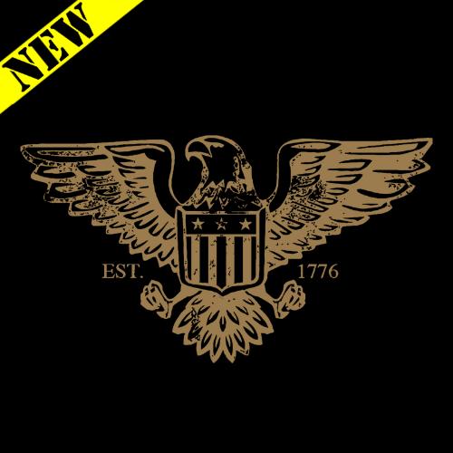T-Shirt - Vintage Eagle
