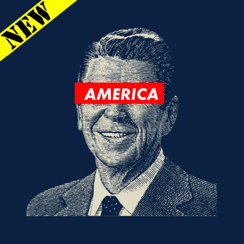 T-Shirt - Reagan America