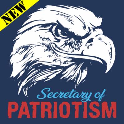 Tank Top - Secretary of Patriotism