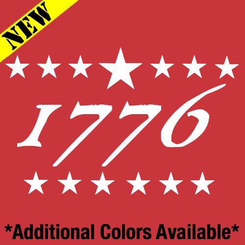 T-Shirt - 1776