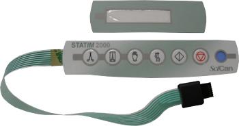 Keypad 01-108724S