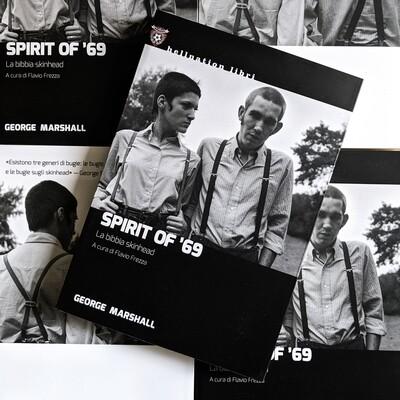 George Marshall - Spirit Of '69: La bibbia skinhead