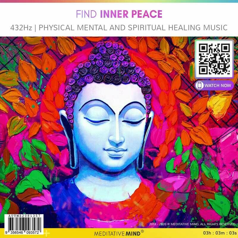FIND INNER PEACE - 432Hz | Physical Mental and Spiritual Healing Music