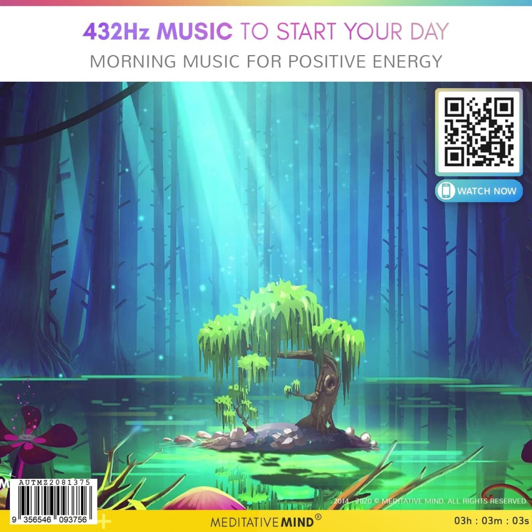 432 Hz Music to Start your Day - Morning Music for Positive Energy