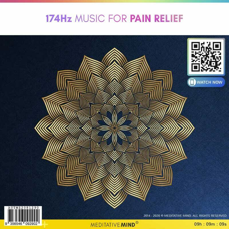 174Hz Music for Pain Relief