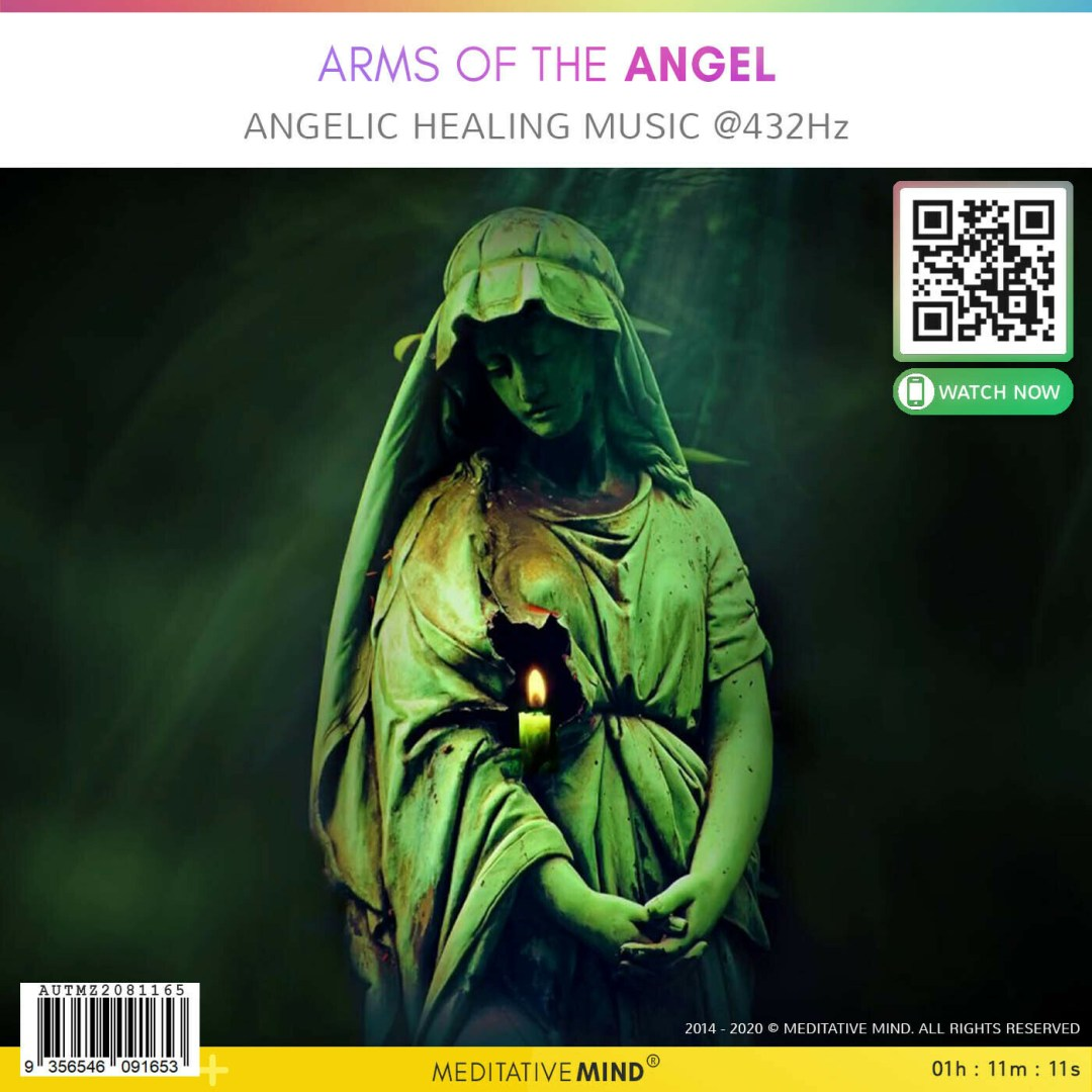 Arms of the Angel - Angelic Healing Music  @432Hz