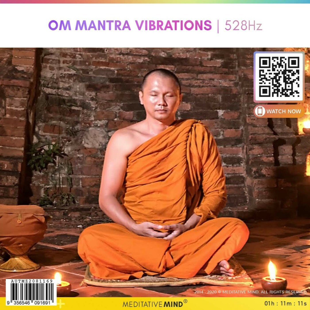 OM Mantra Vibrations | 528Hz