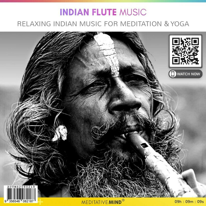Indian Flute Music - Relaxing Indian Music for Meditation & Yoga