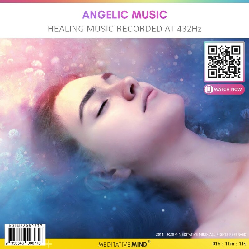 Angelic Music - Healing Music Recorded at 432Hz