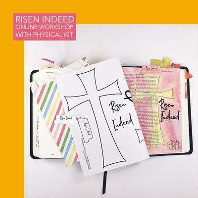 Risen Indeed - Online Workshop (with Physical Kit)
