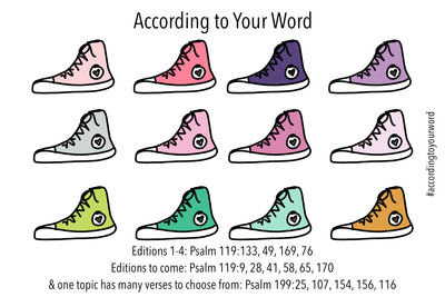 According to Your Word Color Palette & Verses (ATYW Digital)