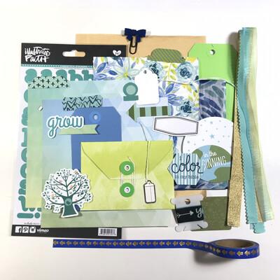 Oceans Embellishment & Extras Kit