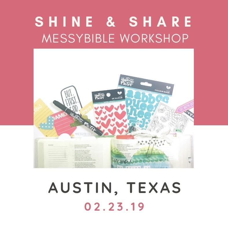 Shine & Share - Austin, Texas Workshop 2/23/19 4001