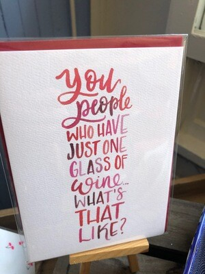 You People Card
