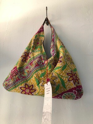 Freedom Hobo Bag - Yellow