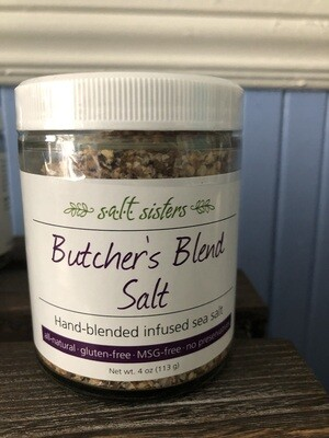 Butcher's Blend Infused Salt