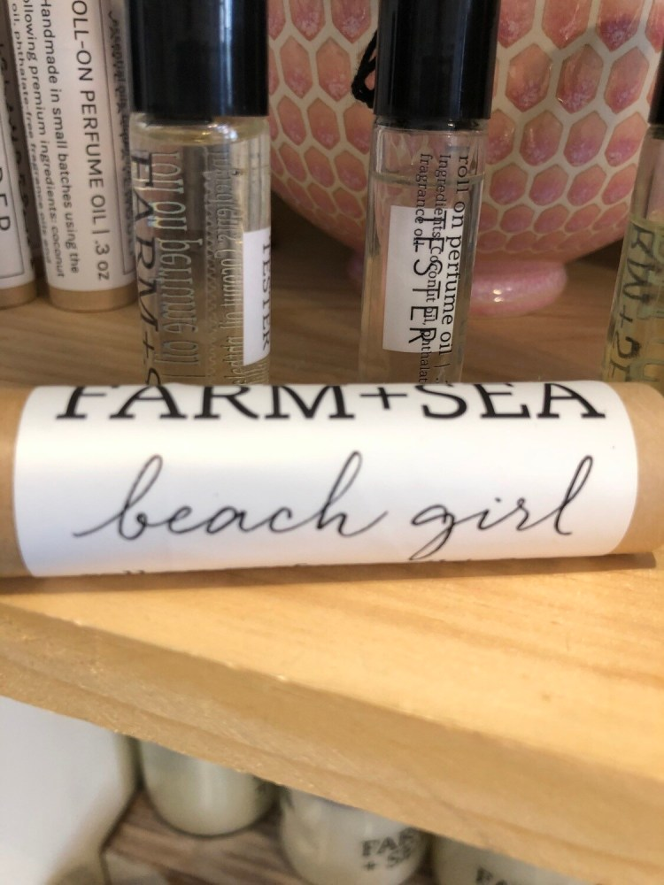 Beach Girl Roll Perfume Roll-On
