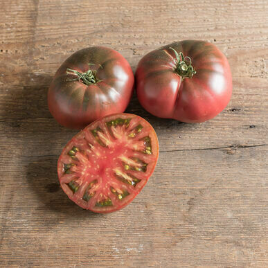 Black Krim Tomato Plant