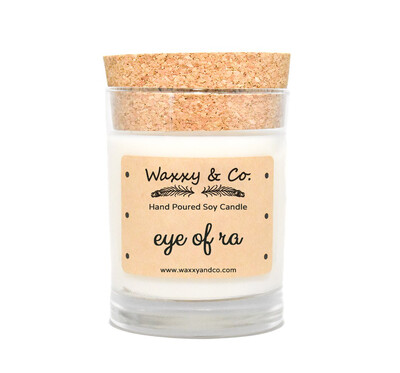 Waxxy & Co Hand Poured Soy Candle, 14oz