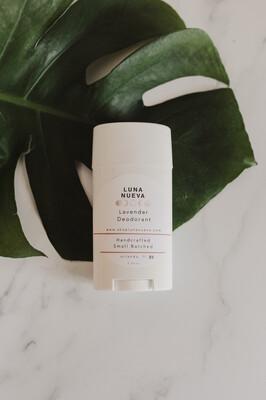 Luna Nueva Deodorant