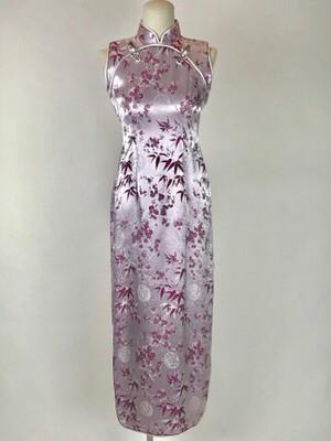 80's Kimono Style Mock Neck Dress
