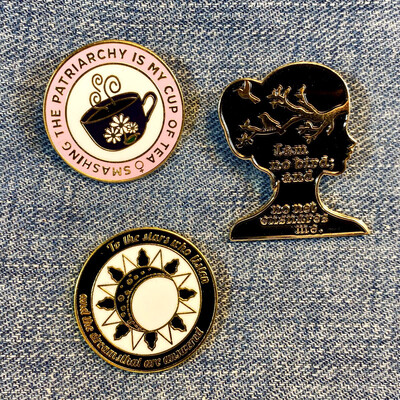 Empowerment Pack Of Pins